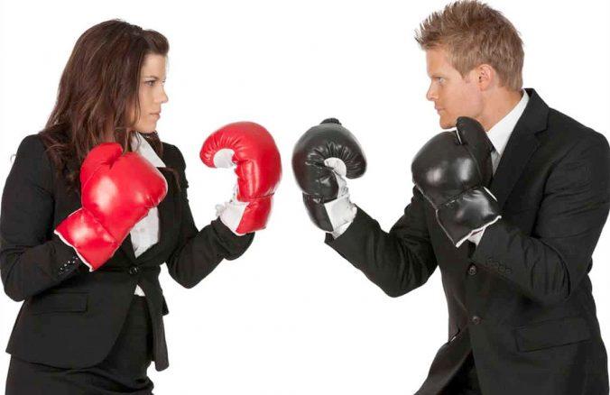 como resolver conflitos